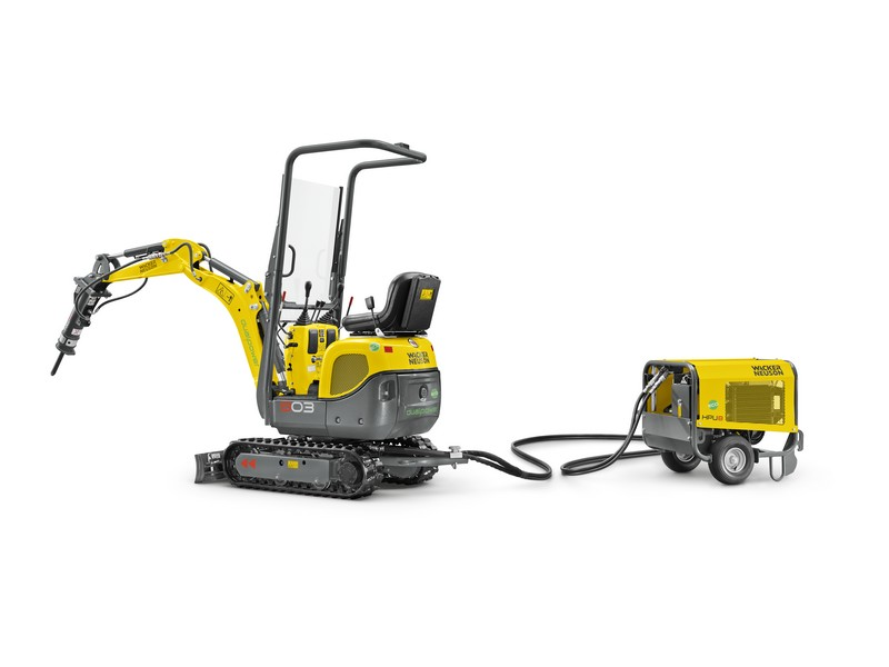1600lbs 5 Dig Depth Mini Excavator Franklin Equipment