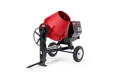 9 CF Gas Concrete Mixer