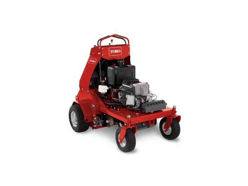 30 Quot Stand On Aerator Franklin Equipment Milwaukee